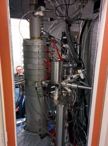 دارىزبۇري تەجىربىخانىسى ۋە 3.7 مىليون فوند-ستېرلىڭ قىممىتىدىكى مىكروسكوپ