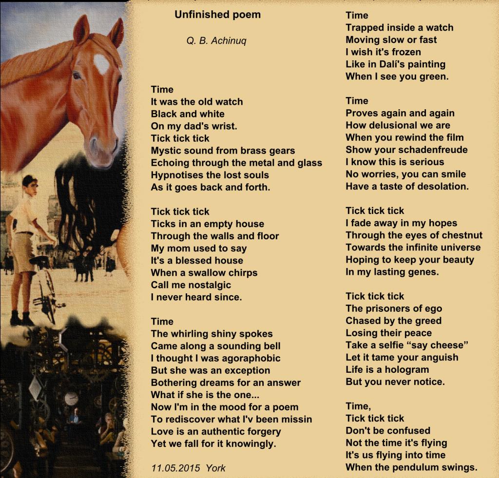 Unfinished poem
